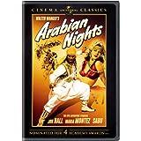Arabian Nights (Universal Cinema Classics) ~ Maria Montez