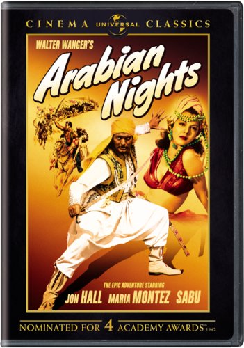 Arabian Nights [DVD] [Region 1] [US Import] [NTSC]