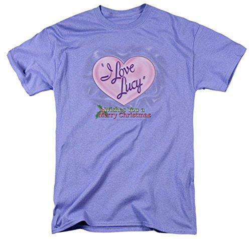 I Love Lucy Christmas Logo T-Shirt LB226