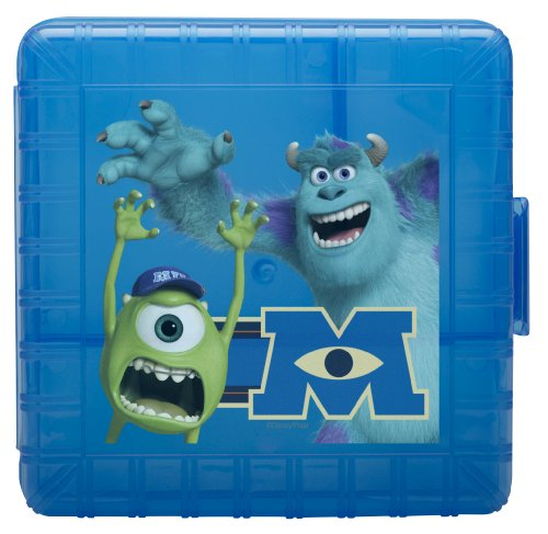 Zak Designs Monsters University Lunchtime Gopak Divided Food Storage Container