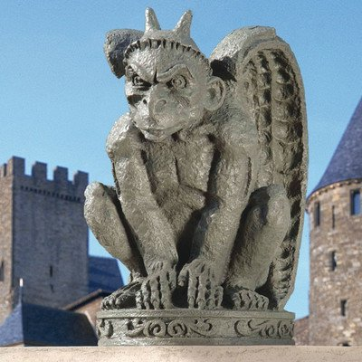 The Cathedral Gargoyle Statue Quantity: Single