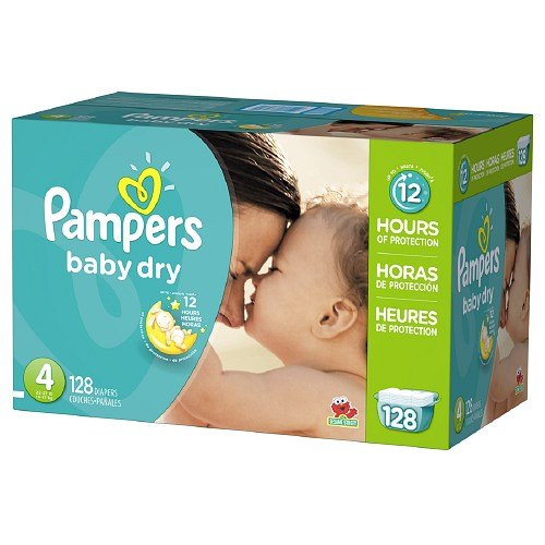 Pampers Giant Pack front-735713