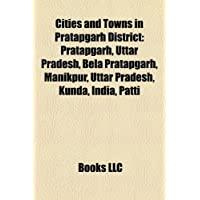 Cities and Towns in Pratapgarh District