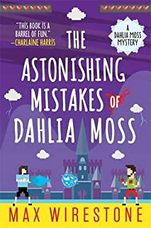Book Cover: The Astonishing Mistakes of Dahlia Moss