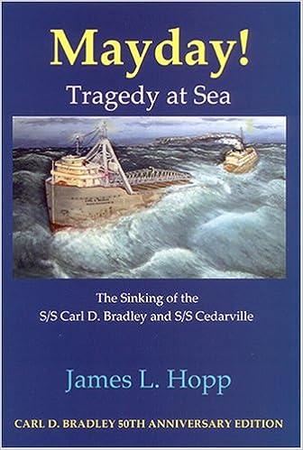 1958: Carl D Bradley Sinks in Lake Michigan