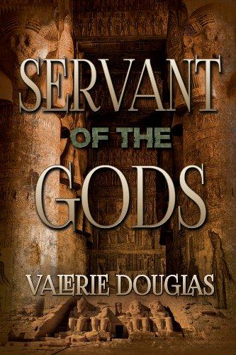 Book: Servant of the Gods by Valerie Douglas