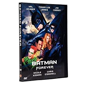 Amazoncom Batman Forever Val Kilmer Tommy Lee Jones Jim ...