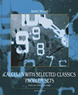 Calculus with Selected Classics Problem