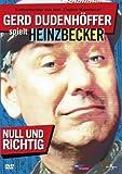 Gerd Dudenhöffer spielt Heinz Becker - Null und richtig! title=