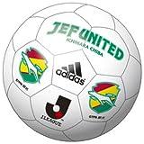 adidas(アディダス) J リーグサインボール ジェフユナイテッド千葉 [ JEF UNITED ICHIHARA CHIBA ] AMS21JU