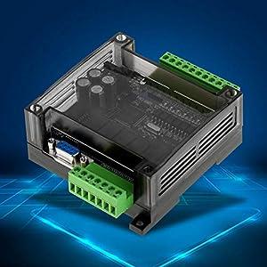 24V PLC Control Programmable Logic Controller DC24V FX1N-14MR Industrial Control Board PLC Programmable Logic Controller Relay Output