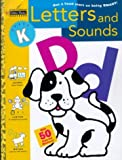 Lois Bottoni Sawb:Letters & Sounds - Kindergarte (Step Ahead Golden Books Workbook)