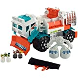 Matchbox Big Boots Yeti Catcher Truck Vehicle