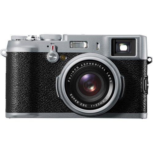 Fujifilm FinePix X100 Digital Camera - Black - 16128244