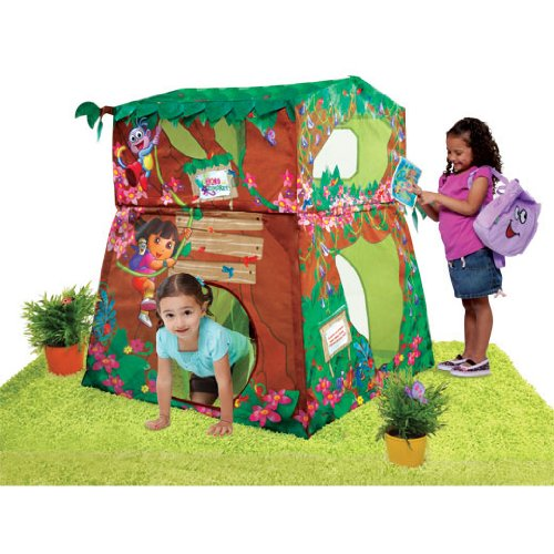 Playhut Dora's Explorer Treehouse