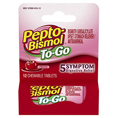 pepto-portable-cherry-chewables-5-symptom-medicine-including-upset-stomach-diarrhea-relief-12-count