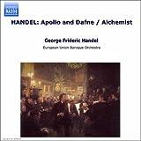 Handel: Apollo And Dafne / Alchemist
