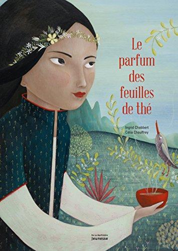 Le parfum des feuilles de thé