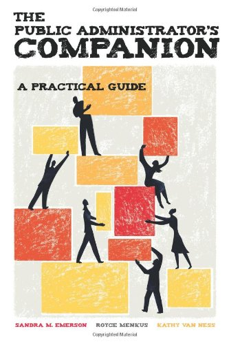 The Public Administrators Companion: A Practical Guide