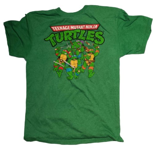 Teenage Mutant Ninja Turtles TMNT Licensed Graphic T-Shirt
