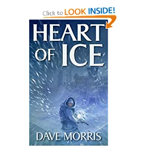 Heart of Ice (Critical IF gamebooks) by Dave Morris, Jon Hodgson and Russ Nicholson