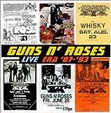 Guns N Roses Live Era 87-93