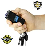 Streetwise Security Products Smack 5,000,000-volt Stun Gun Rechargeable Black