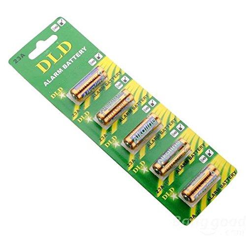 Doradus 5pcs 23a 12v3g batteries alcalines 23a 23ae 21/23 2a p23ga va23a