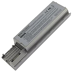 Replacement battery for Dell Latitude D620, D630 series PC764 TC030 GD775 JD610 KD492 GD776