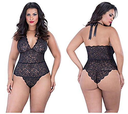 smile XL Temptation fat girl underwear sexy lace nightgown big yards sexy lingerie (Big Sexy Lingerie compare prices)