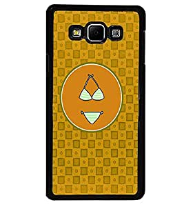 PRINTVISA Abstract Lingerie Case Cover for Samsung Galaxy A7::Samsung Galaxy A7 A700F