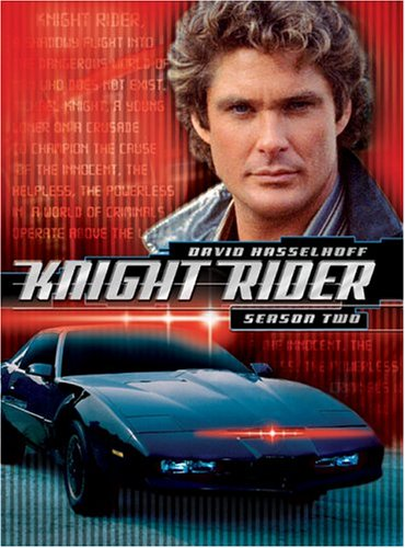 Knight Rider: Season Two [DVD] [Region 1] [US