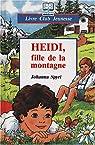Heidi, fille de la montagne par Spyri