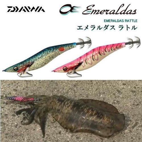 ダイワ(Daiwa) エメラルダス ラトル 3.0号 金 シュリンプカクテルの商品画像