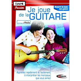 Je joue de la guitare, niveau 1 : Les Bases (CD-Rom PC and MAC)