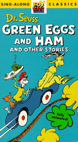 Dr. Seuss: Green Eggs and Ham and Other Stories