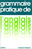 echange, troc Berland-Delépine - Grammaire pratique de l'anglais