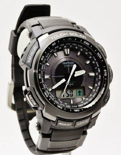 It's COOL Casio - Protrek - PRW5100-1 Atomic/Solar watch   Casio Watches