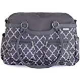 jj cole caprice diaper bag ash woodland diaper tote bags baby. Black Bedroom Furniture Sets. Home Design Ideas