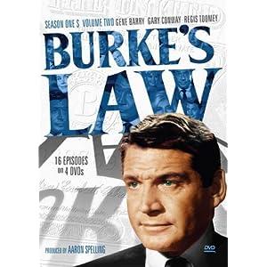 Burke's Law: Season One Volume Two movie