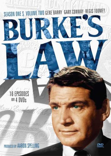 Burke's Law: Season One Volume TwoBurke's Law: Season One Volume Two