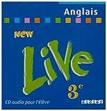 echange, troc Collectif - New live : 3e, pour l'élève (CD audio)