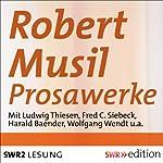 Prosawerke   Robert Musil