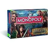 Winning Moves 42891 - Monopoly Hobbit 2 - Smaugs Einöde, Geschicklichkeitsspiel