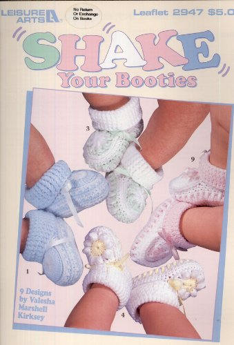 Shake Your Booties (Leisure Arts Leaflet 2947) front-785828