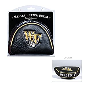 Brand New Wake Forest Demon Deacons NCAA Putter Cover - Mallet by Things for You