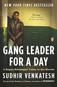 "Cover of ""Gang Leader for a Day: A Rogue ..."