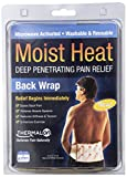 Thermalon Microwave Activated Moist Heat Therapy Wrap with Ties for Back, Hip, Shoulder, 7