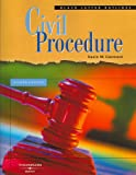 img - for Black Letter Outline on Civil Procedure (Black Letter Outlines) book / textbook / text book
