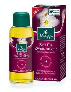 Kneipp Aroma-Pflegebad Zeit für Zweisamkeit Schwarzer Nachtjasmin, 100 ml
